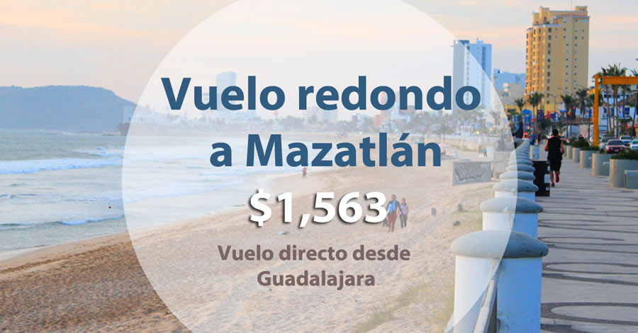 VUELO-GUADALAJA-MAZATLAN