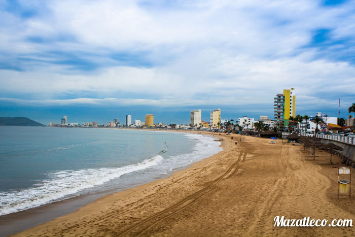 Playas de mazatlan playa norte