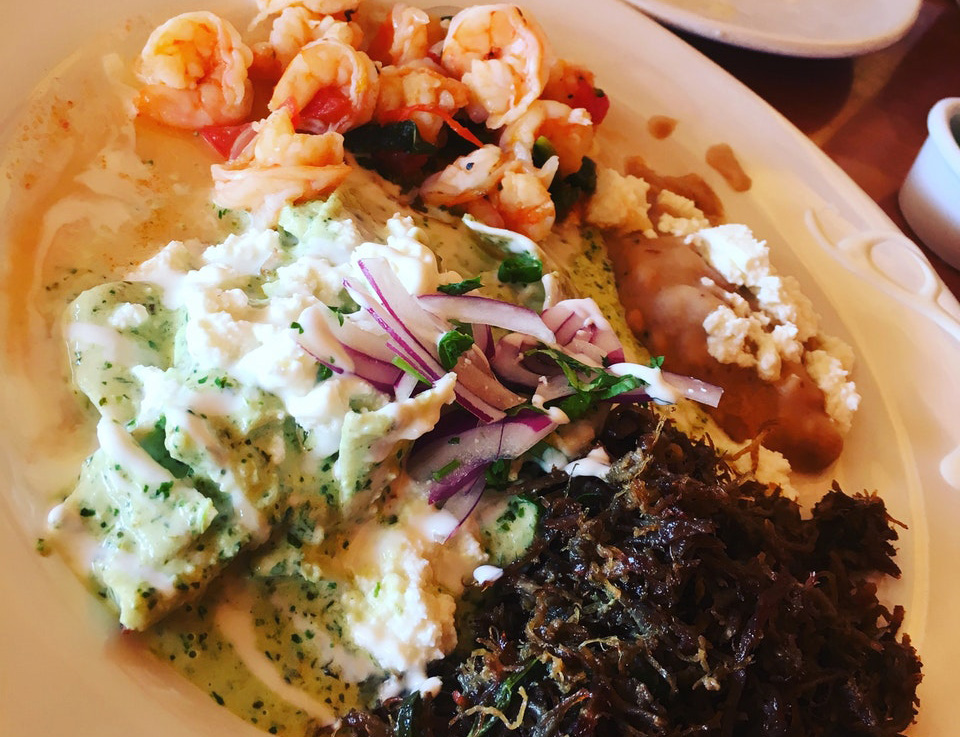 Desayunar en Mazatlán