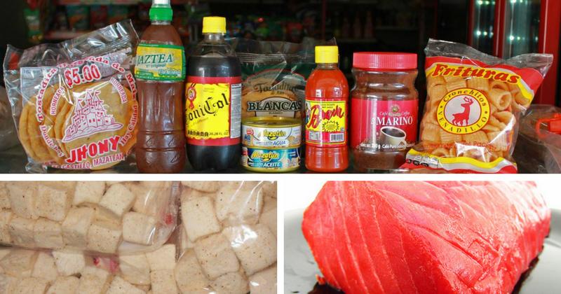 productos mazatlecos marlin suaves salsas cafe marino