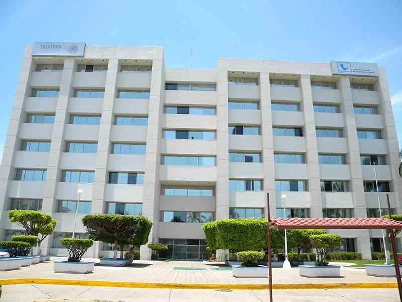 Edificio CONAPESCA Mazatlán en Zona Dorada