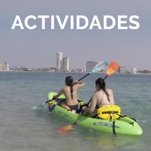 Actividades en Mazatlán
