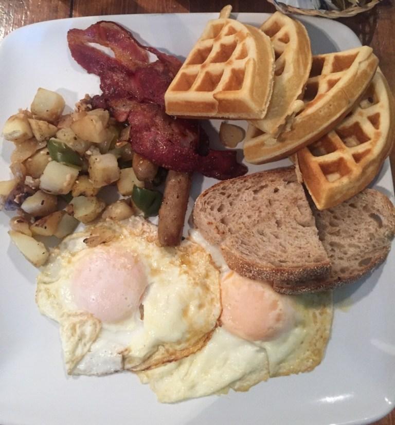 Desayuno Looney Bean