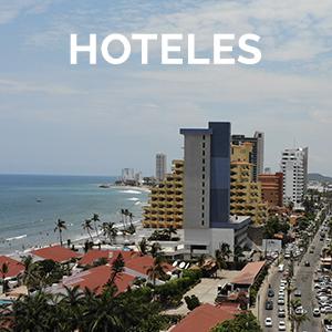 Hoteles en Mazatlán