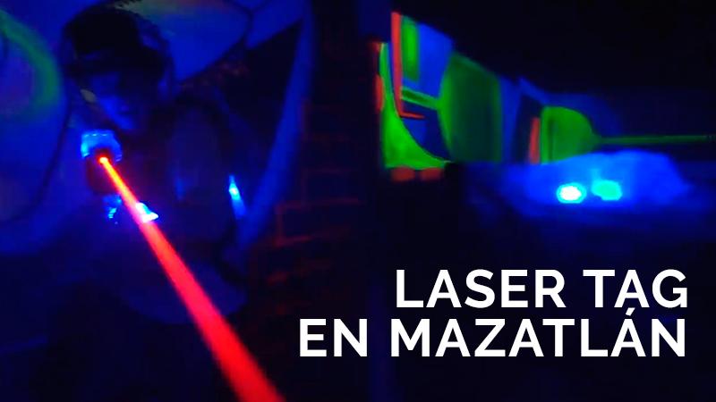 Laser Tag en Mazatlán